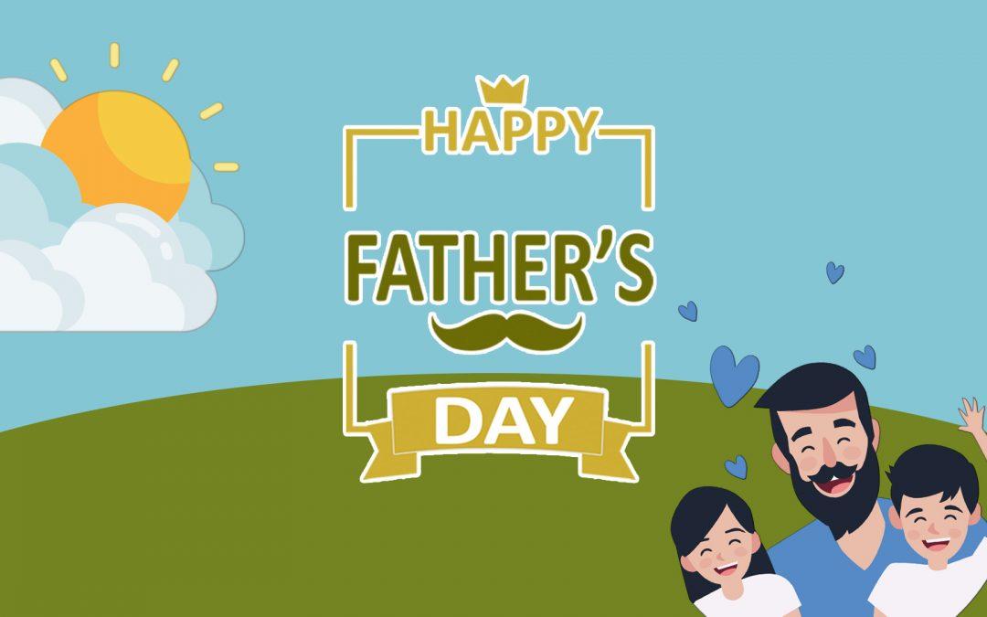 Feliz día del padre 2021