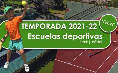 Escuelas deportivas | Tenis&Padel